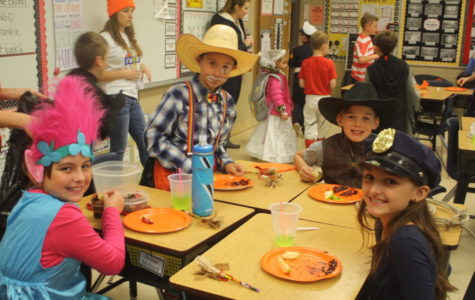 No Tricks, All Treats for Fair Grove Elementary
