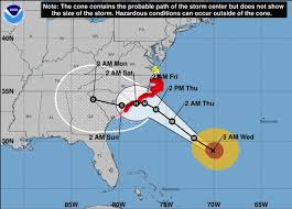 Hurricane Florence Sweeps the East Coast