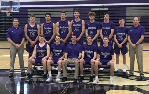 Boys Basketball Welcomes New Leader For a New Year