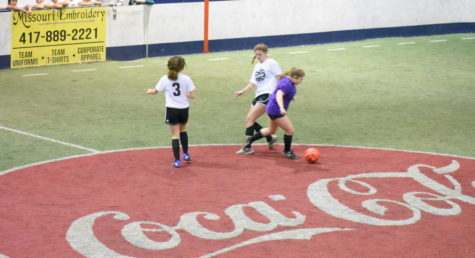 Indoor Soccer Helps Prepare Fair Grove Girls For Outdoor Season
