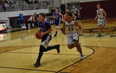 Middle School Basketball Begins a New Season