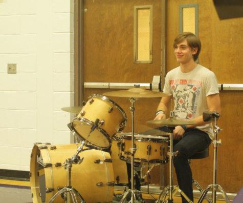 Fair Grove Drummer Makes District Honor Band