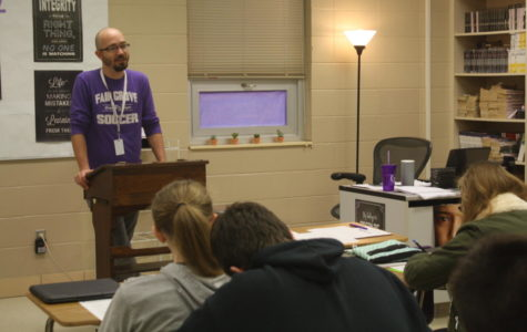 December Teacher of the Month: Mr. Florez