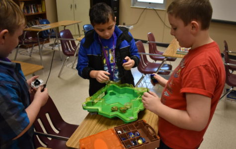 Middle School Adds New Beyblade Club