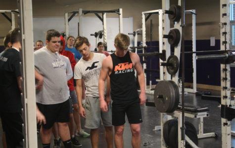 Off-Season Athletes Show Grit
