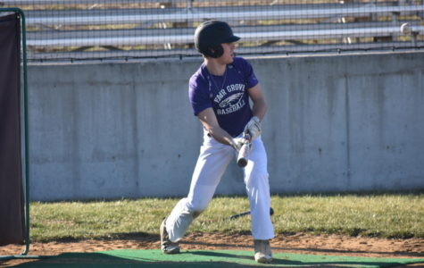 Fair Grove Boys Baseball Pre-Season Paves the Way