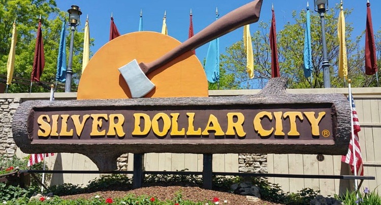 The group traveled to Silver Dollar City