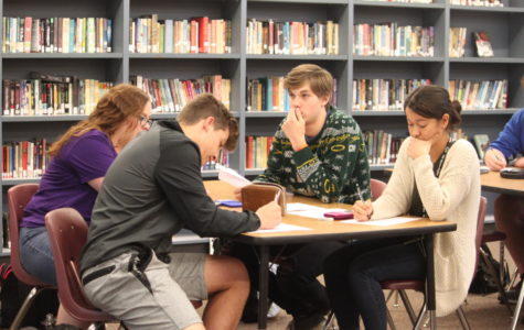 Fair Grove High School Hosts MLC Science Bowl