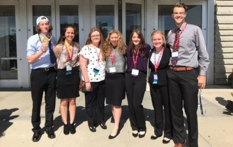 Fair Grove FBLA Attends State