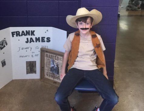 "3rd Grade Hosts ""Walk of Fame"""