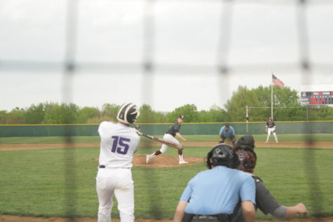 Baseball Season Closing at Districts