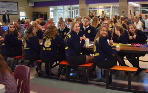 FFA Members Dominate at State