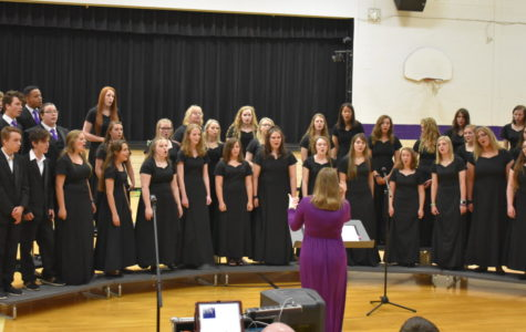 Choir Sings Their Last Note of the Season