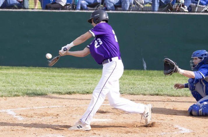Baseball Season Closing at Districts