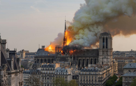 The Burning of the Notre-Dame Cathedral
