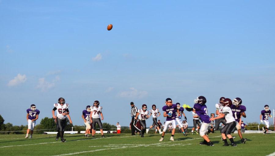 Fair+Grove+Middle+School+football+team+playing+hard+at+a+home+game+against+Logan+Rogersville