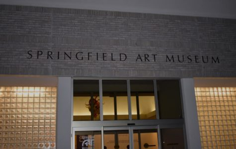 The Springfield Art Museum where Randy Bacon's exhibit can be seen