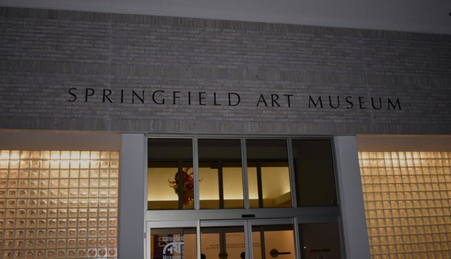 The+Springfield+Art+Museum+where+Randy+Bacon%27s+exhibit+can+be+seen