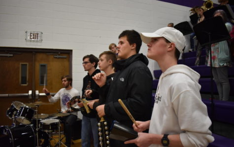 A New Season For Fair Grove's Pep Band