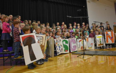 Fair Grove's Annual Kindergarten Thanksgiving Program
