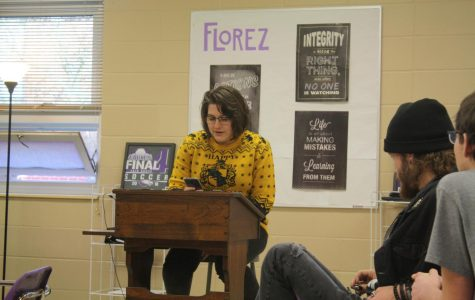 Poetry Club Offering New Opportunities