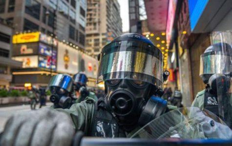 Bill Triggers Protests In Hong Kong