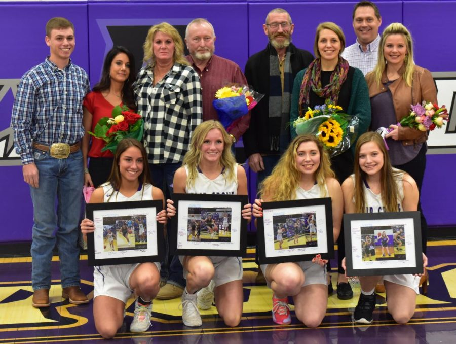 Saying Goodbye to Basketball's Senior Girls