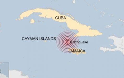Caribbean Miami Earthquake