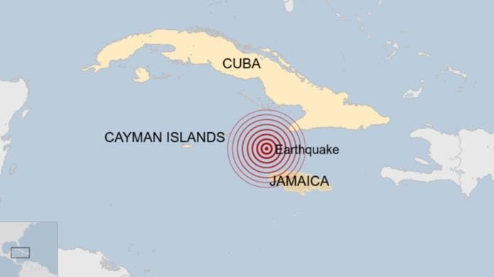 Caribbean+Miami+Earthquake