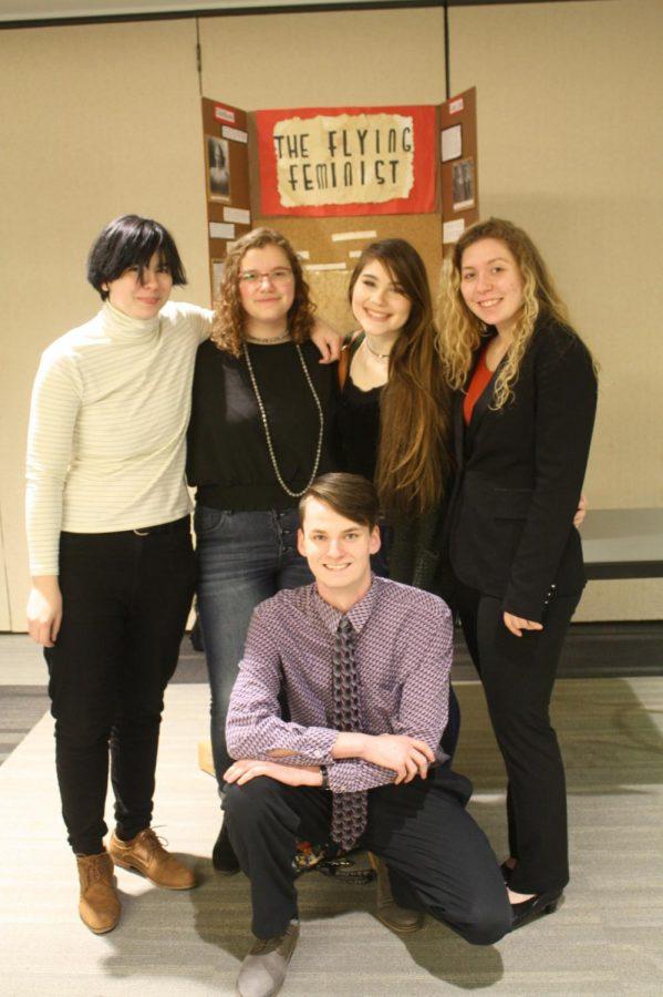 Chloe Martin (12), Dory Baker (11), Ashlyn Tiller (11), Elizabeth Holland (12), Dane Psyhos (12)