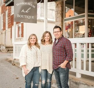 The Monroe House Helping Small Businesses