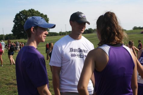 Carroll Resigns as Cross Country Coach, Leaves a Legacy
