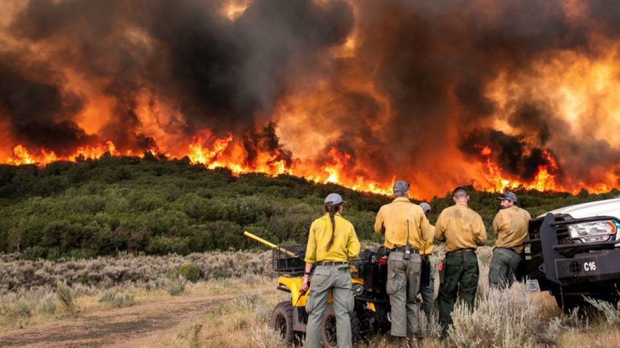 Photo from: https://www.thedenverchannel.com/news/wildfire/firefighters-at-pine-gulch-fire-now-fourth-largest-in-colorado-history-expecting-less-wind-friday