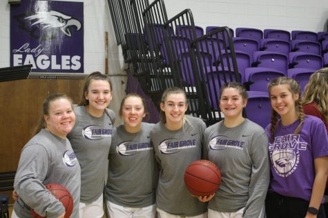 The Fair Grove Lady Eagles Shoot Into District Competition