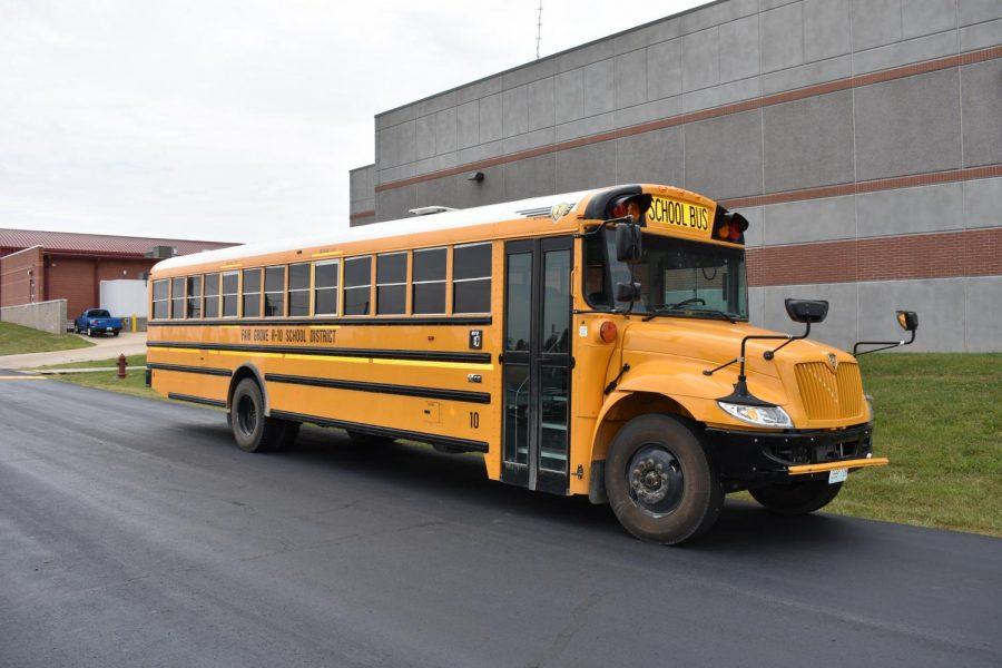 Long-Term Bus Driver, Jayne Ray, Retires