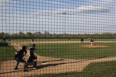 Nearing the End of the Middle School Baseball Season