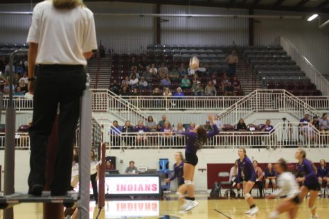 Fair Grove Volleyball is Served a Loss Against Strafford
