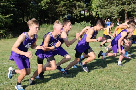 Cross Country's Journey to the Finish Line